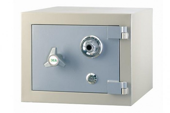 Home Safe Secured By Key Lock & Combination Lock