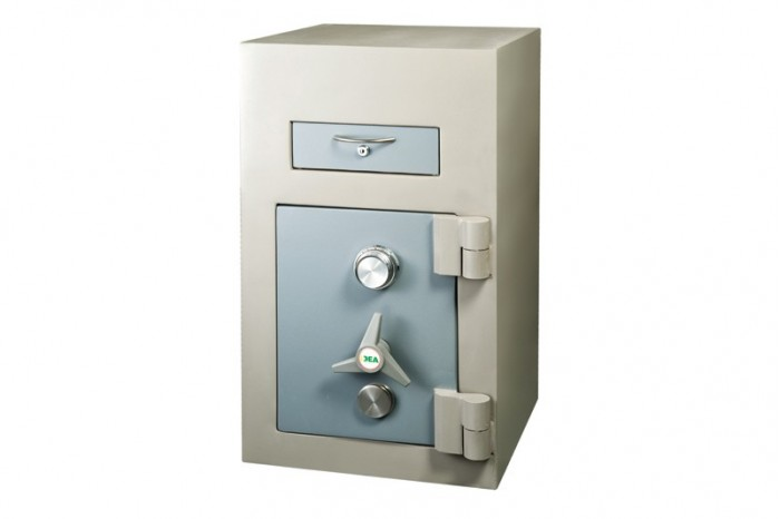 Trapmaster Night Safe Secured By Key Lock & Combination Lock