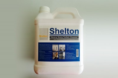 Shelton Toilet Cleaner With Heavy Duty