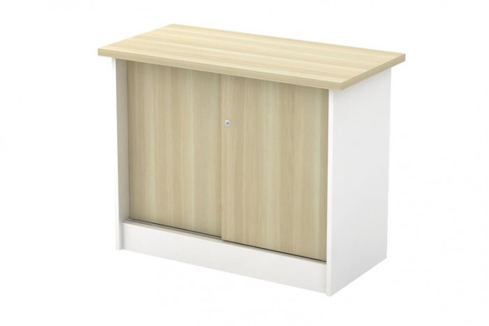 Sliding Door Side Cabinet