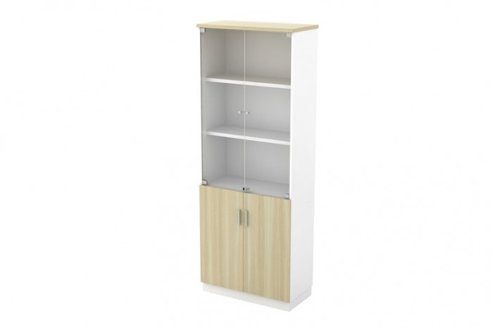 Swinging Glass Door High Cabinet