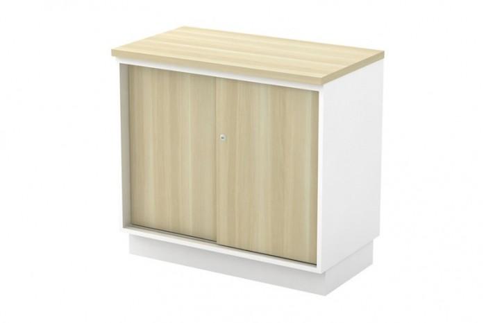 Sliding Door Low Cabinet