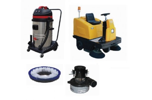 Cleaning Machine & Accessories