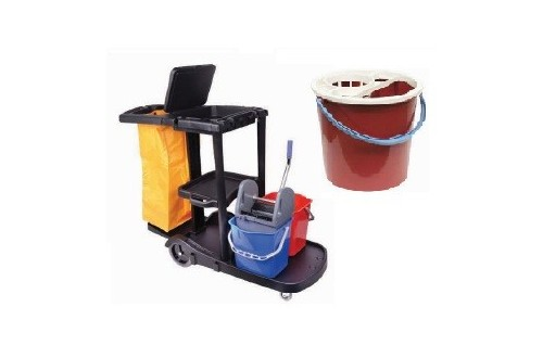 Mopping Bucket & Janitorial Carts