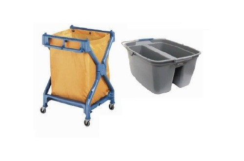 Bucket & Trolley