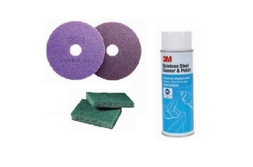 3M Facility Cleaning Products & Hand Pads