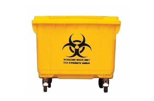 Biohazard Bin
