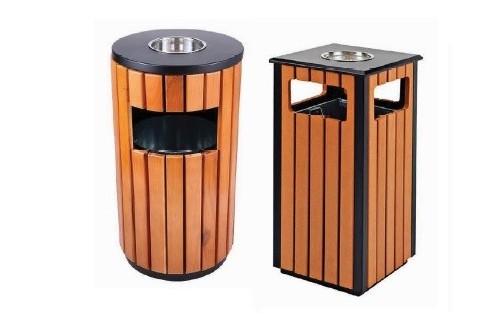 Wood Bin