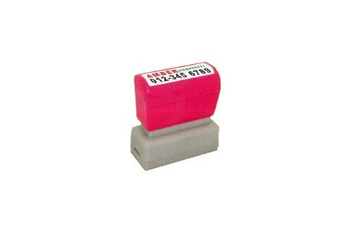 Stock Title Stamp