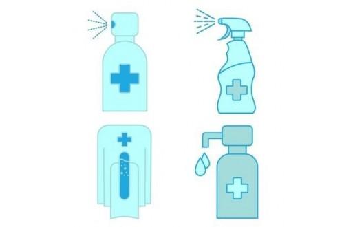 Sanitizing & Disinfectant Equipment