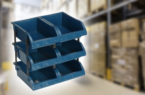 Industrial Tray, Basket & Container