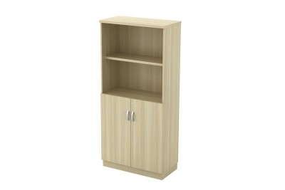 Semi Swinging Door Medium Cabinet