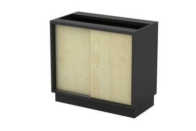 Sliding Door Low Cabinet (W/O TOP)