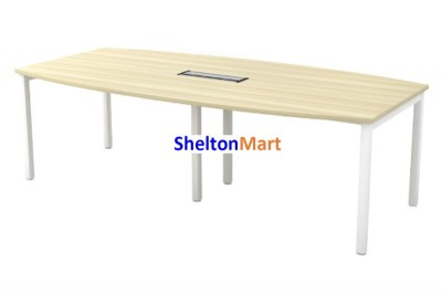 Boat-Shape Conference Table