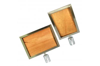 Stainless Steel Frame Insert