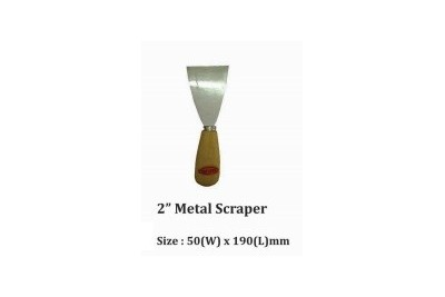 """2"""" Metal Scraper"""