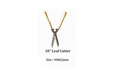 """10"""" Leaf Cutter"""