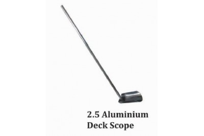 2.5 Aluminium Deck Scope