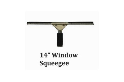 "14"" Window Squeegee"