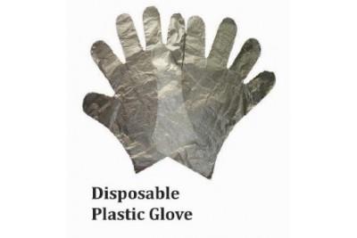 Disposable Plastic Glove