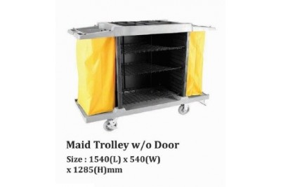 Maid Trolley w/o Door