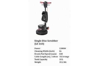 Single Disc Scrubber (LS 160)