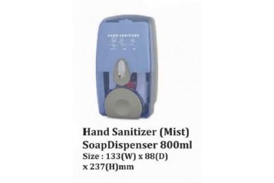 Hand Sanitizer (Mist) Soap Dispenser