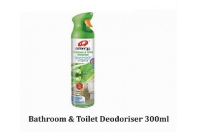 Bathroom & Toilet Deodoriser 300ml