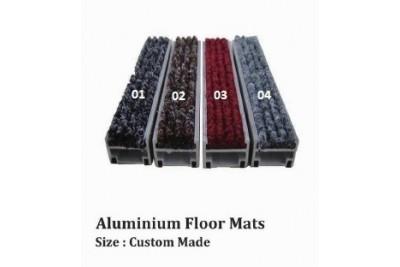 Aluminium Floor Mats