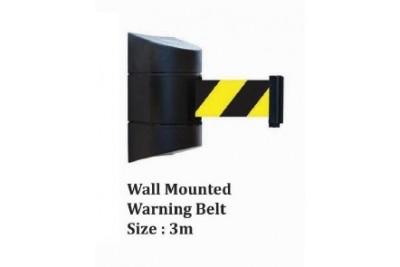 Wall Mounted Warning Belt