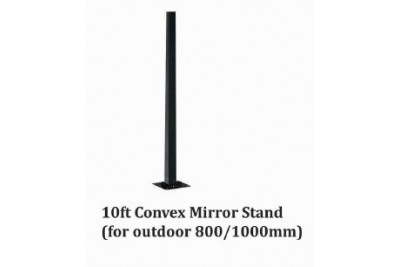 10ft Convex Mirror Stand