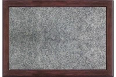 Deluxe Wooden Framed Notice Board