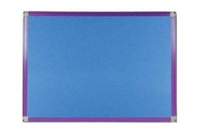 Whiteboard & Notice Board (PVC Frame)