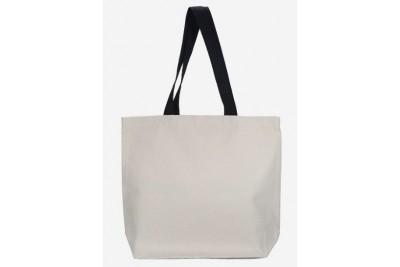 CR371 – 12oz Canvas Bag / Black Colour Handle