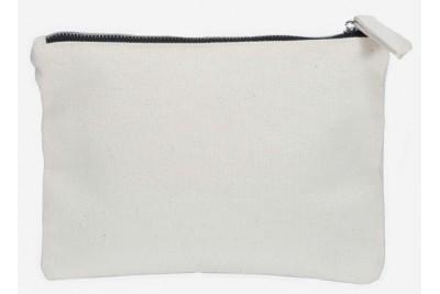 CR405 12oz Canvas Zipper Pouch