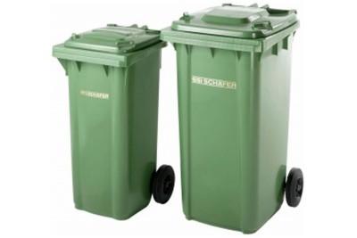 Schaefer Mobile Garbage Bin 2-Wheel (120 / 240 Liters)