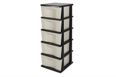 5 Tiers Trendy Drawer (Solid)