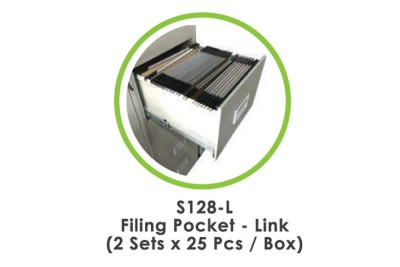 Filing Pocket - Link ( 2 Sets x 25 pcs /Box)