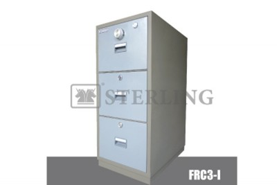 3 Drawer Fire Resistant Cabinet