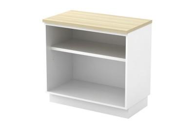 Open Shelf Low Cabinet